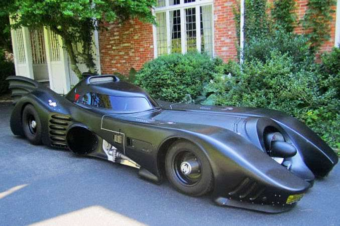 Batman replika on ebay batmobil lipiec 2010