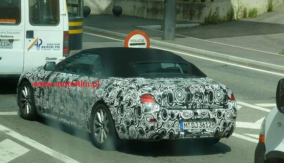 Zdjęcia szpiegowskie BMW 6 i BMW X3