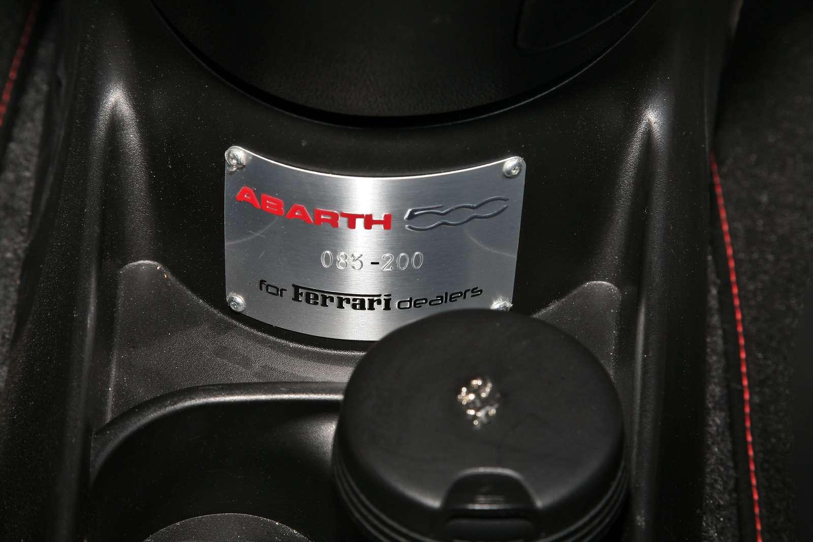 POGEA Racing Abarth 500 Package lipiec 2010