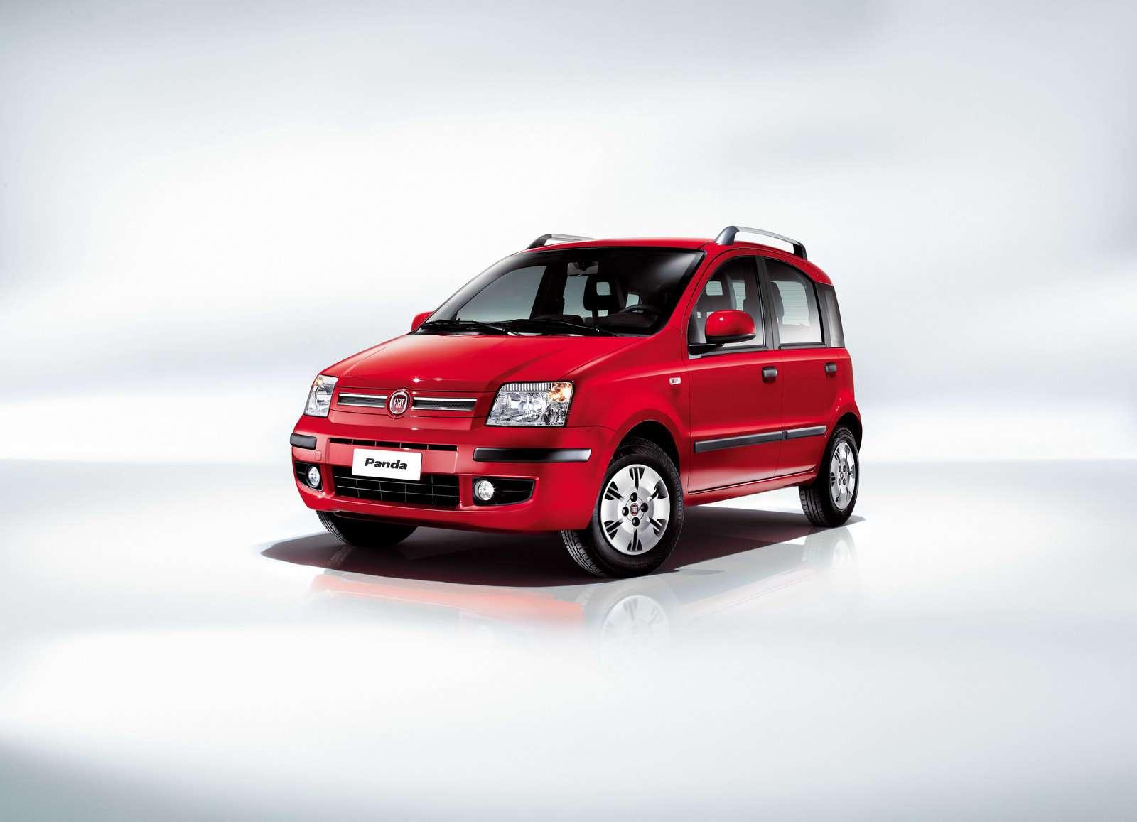 Fiat Panda Anniversary Carscoop lipiec 2010