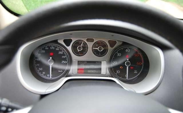Lancia Delta test lipiec 2010