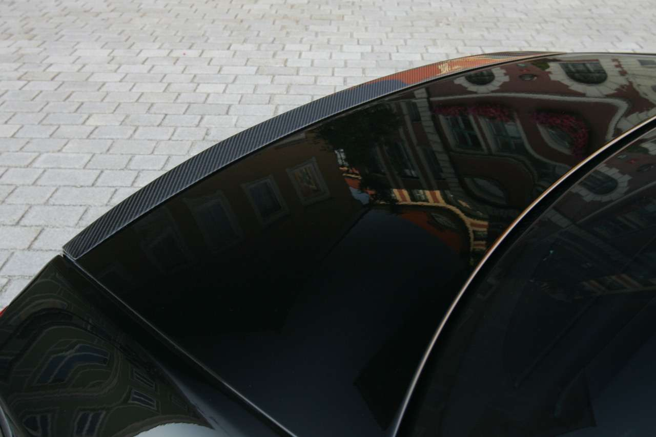 Maserati Quattroporte Novitec lipiec 2010