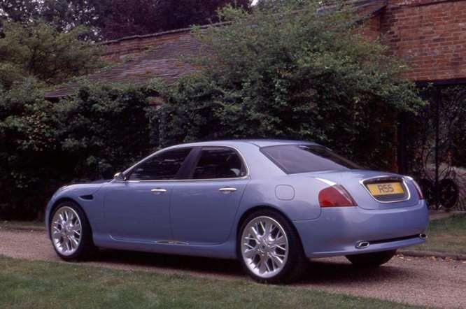 Rover 55 tajemnica sierpien 2010