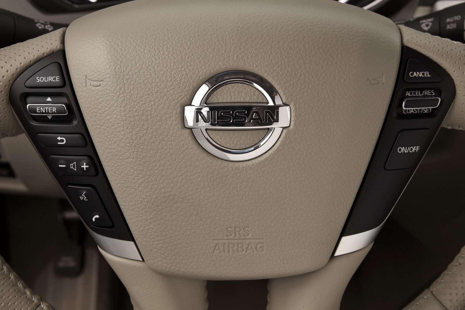 Nowy Nissan Murano sierpien 2010