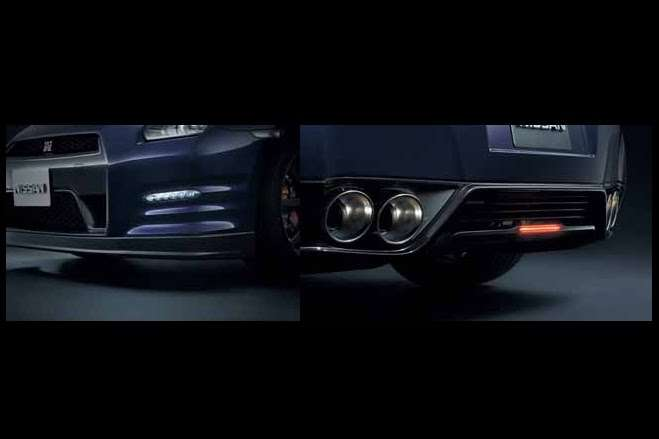 Nissan GT-R 2012MY gtrblog sierpien 2010