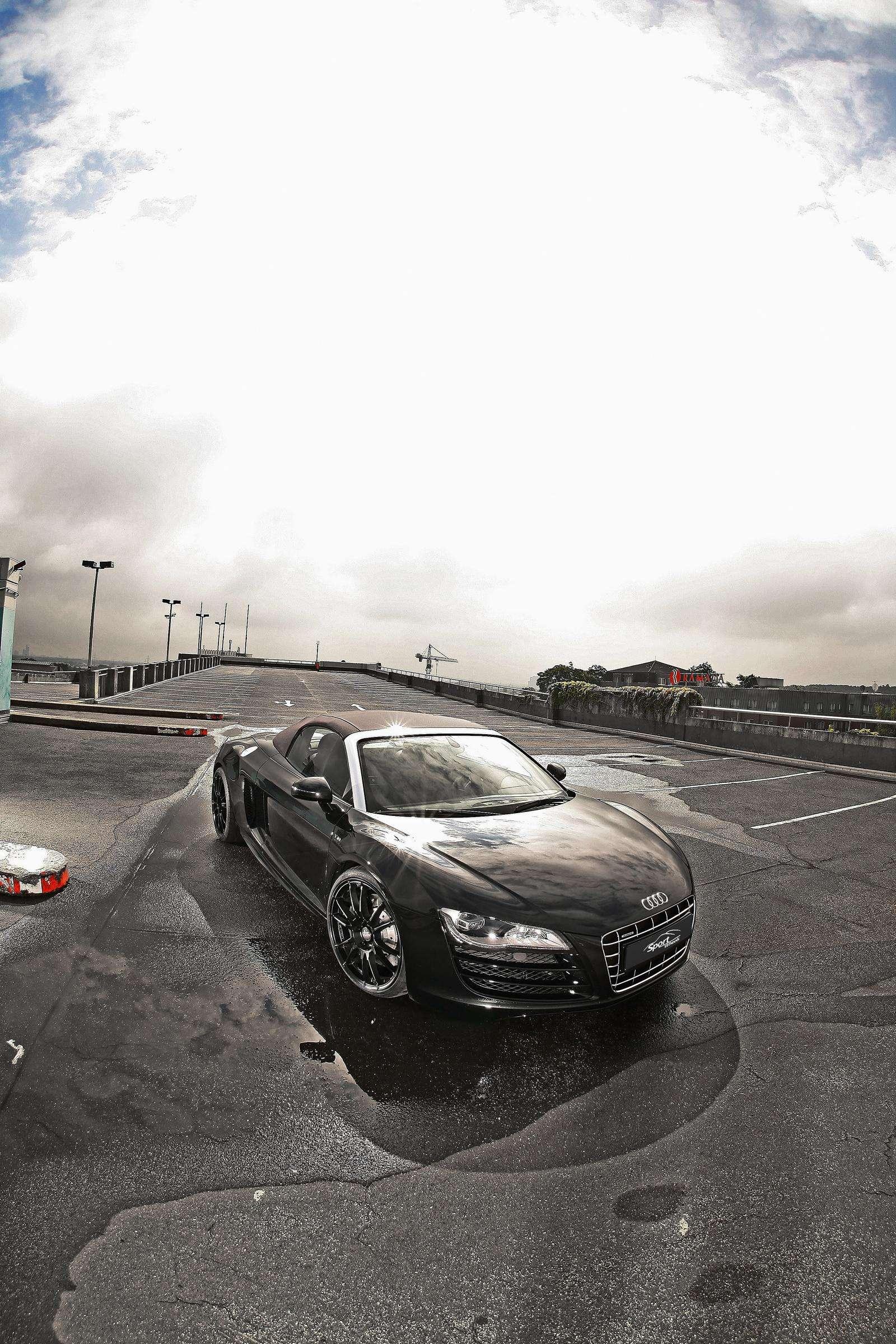 Audi R8 Spyder by Sport Wheels sierpien 2010