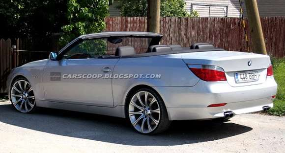 bmw 5 series convertible 11 glo