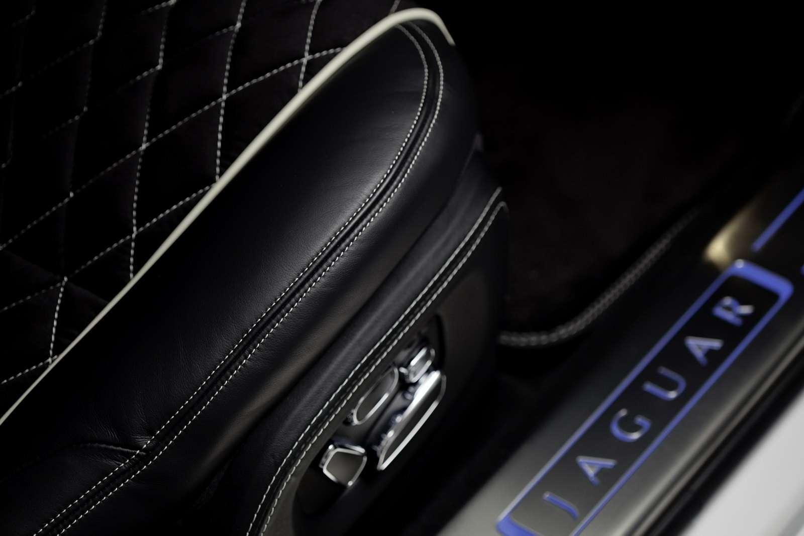 Jaguar XJ75 sierpien 2010