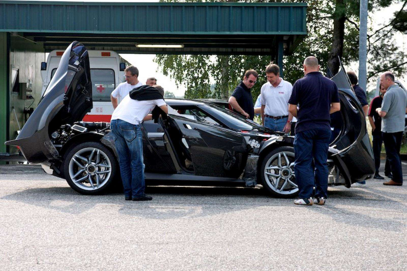Lancia Stratos full photo sierpien 2010