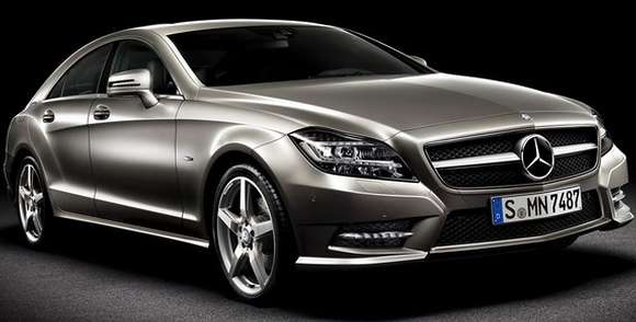 mercedes cls 430 glo