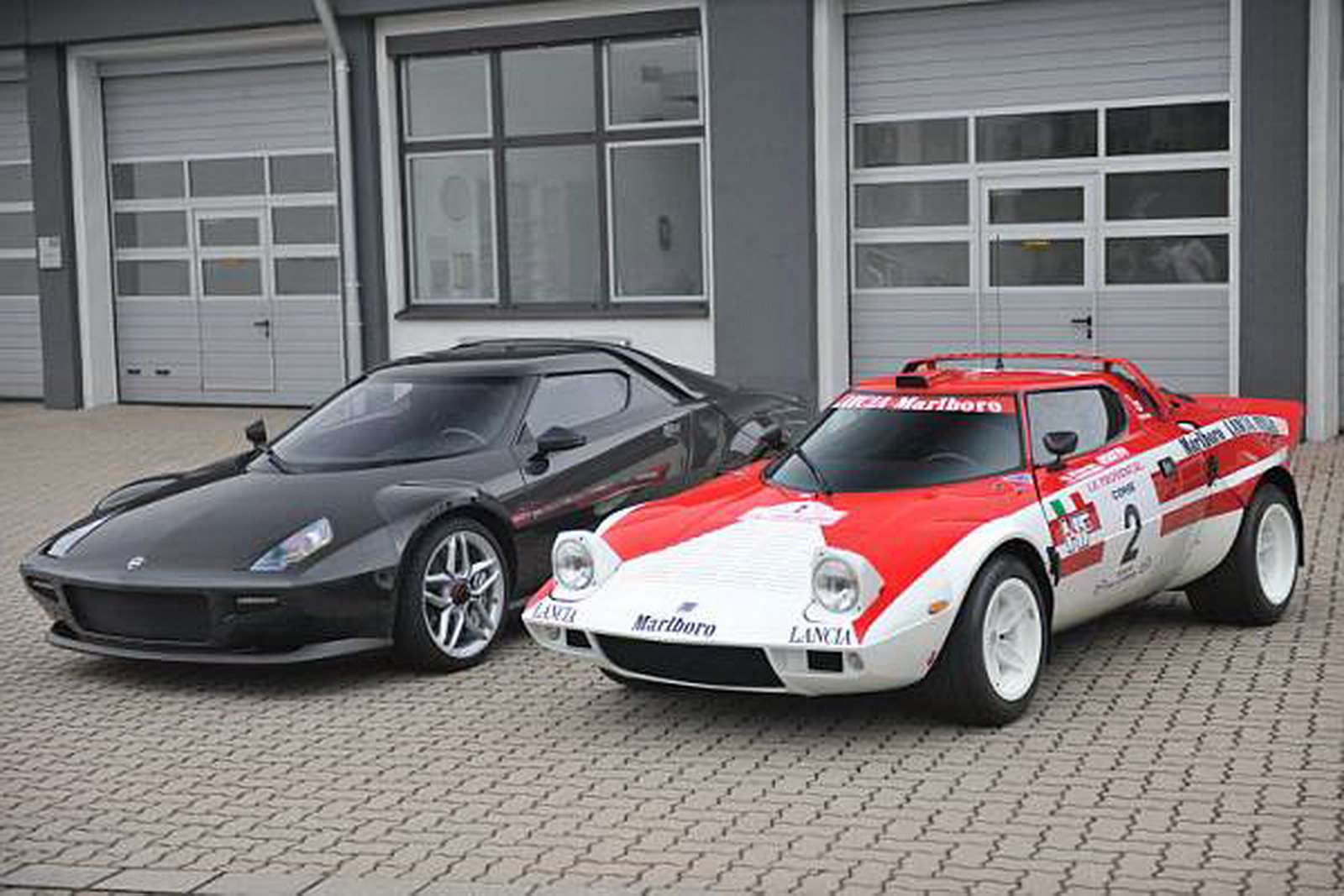 Lancia Stratos high photo sierpien 2010