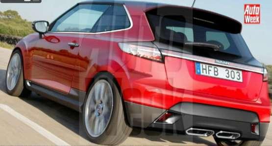 Saab 9-2 autoweek sierpien 2010