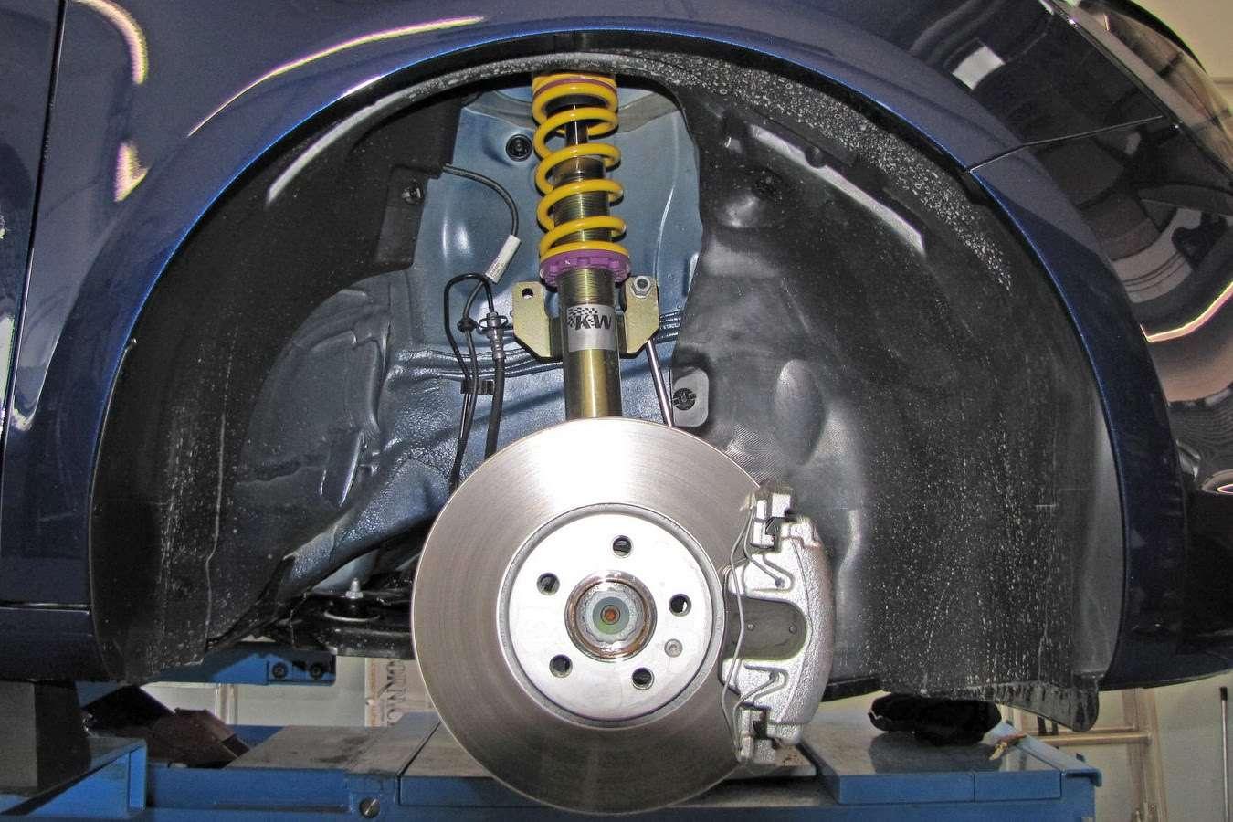 Audi A1 Senner tuning sierpien 2010