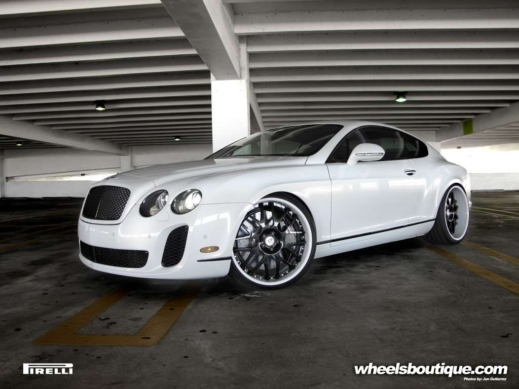 Bentley Supersports by Wheelsboutique sierpien 2010