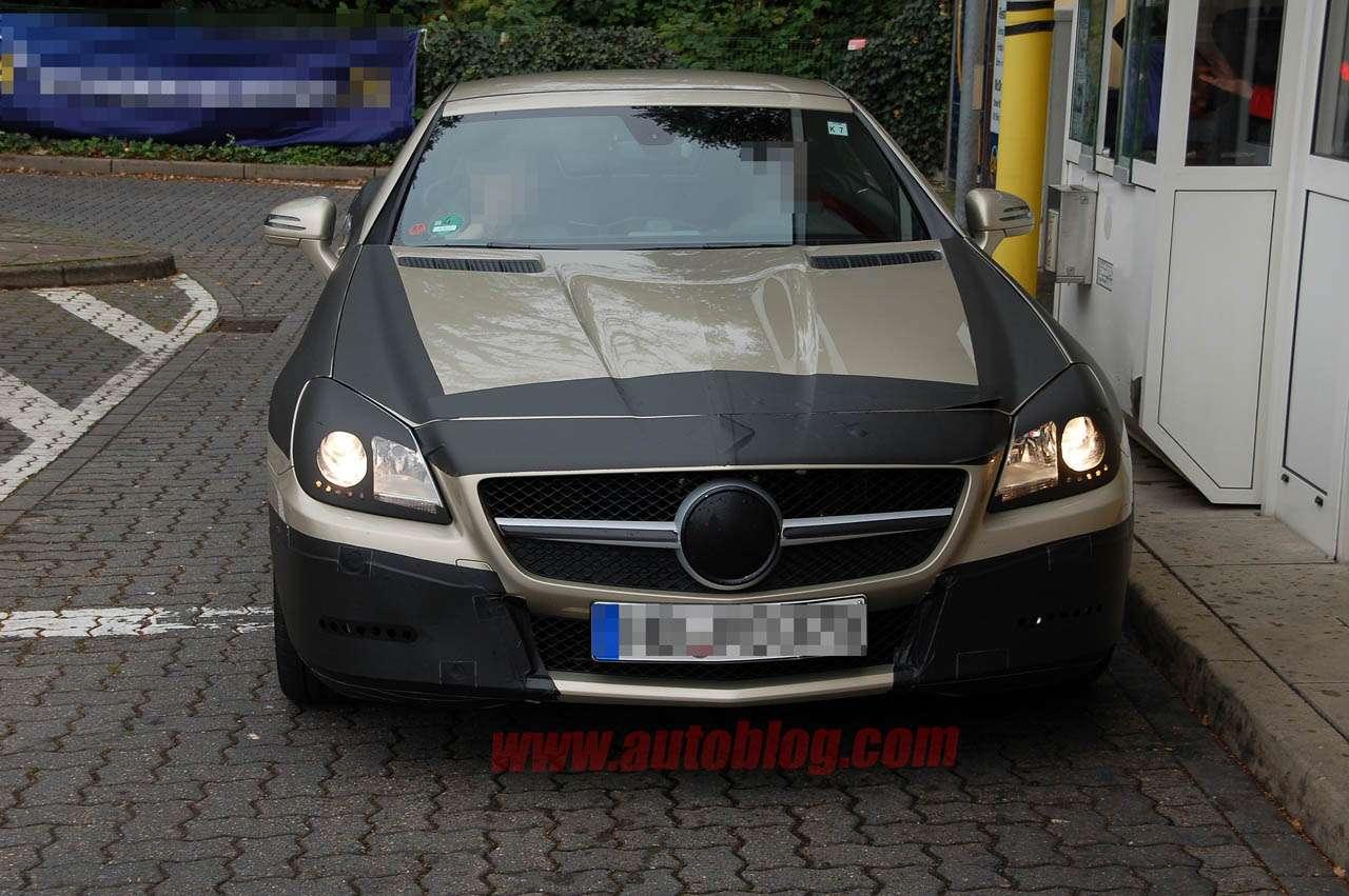 2012 Mercedes-Benz SLK kam autoblog wrzesien 2010
