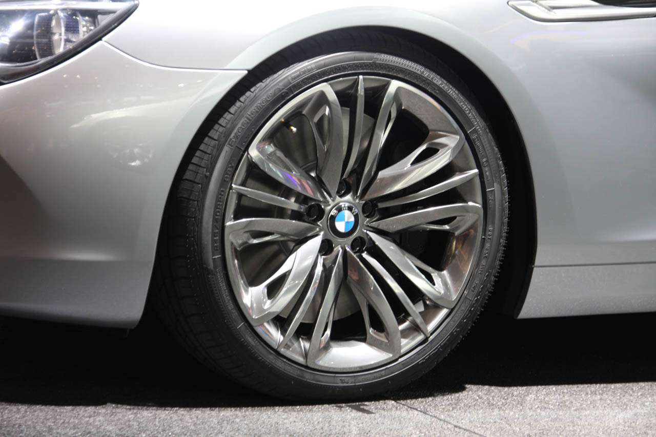BMW Concept serii 6 Coupe paryz 2010 wrzesien 2010