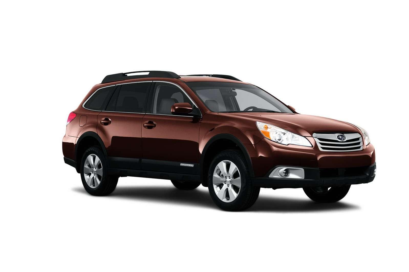 Subaru all kilka lat wrzesien 2010