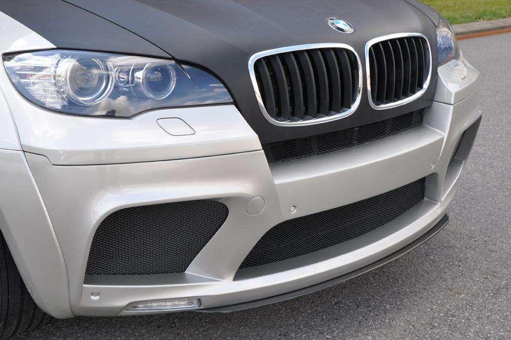 BMW X6 od Enco Exclusive wrzesien 2010