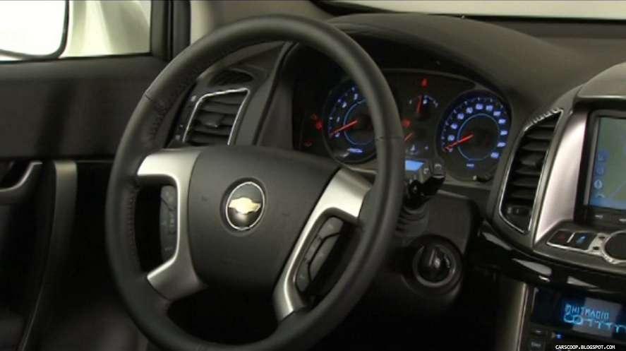 Chevrolet Aveo Cruze Captiva sr car wrzesien 2010