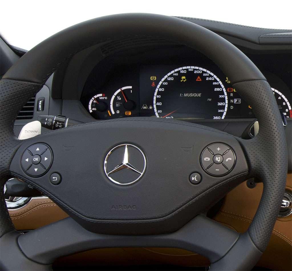 2011 Mercedes-Benz CL65 AMG pierwsze of photo wrzesien 2010
