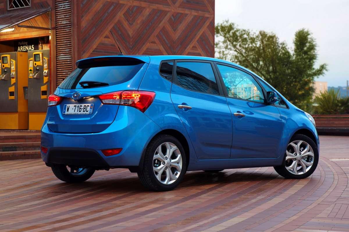 Hyundai ix20 przed paryz wrzesien 2010