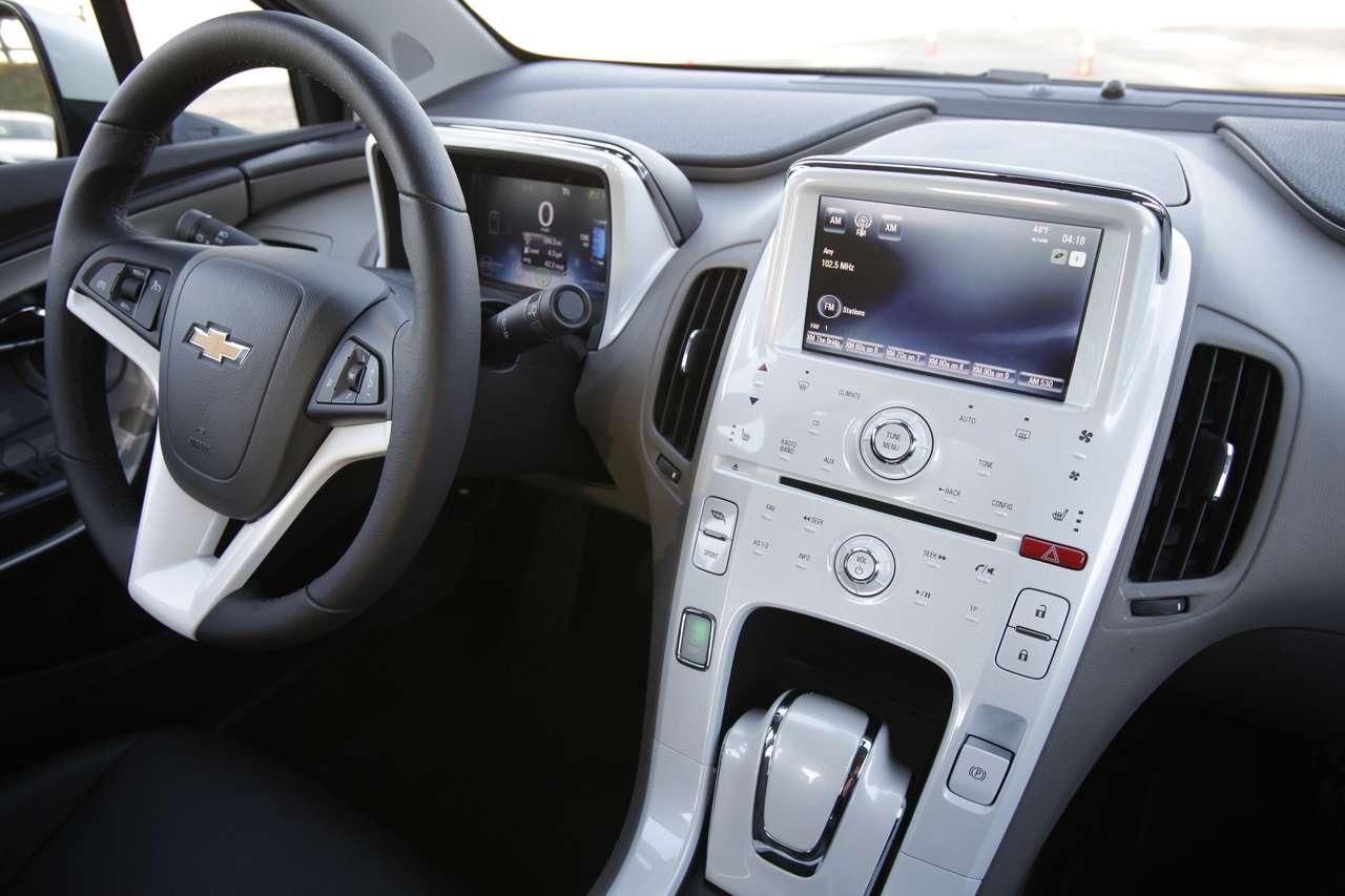 Chevrolet Volt autoblog wrzesien 2010
