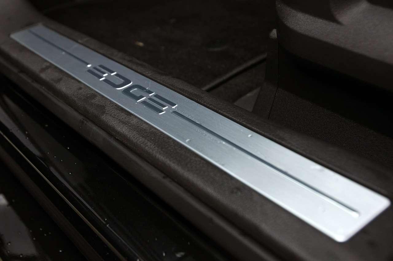 Ford Edge 2011 china wrzesien 2010