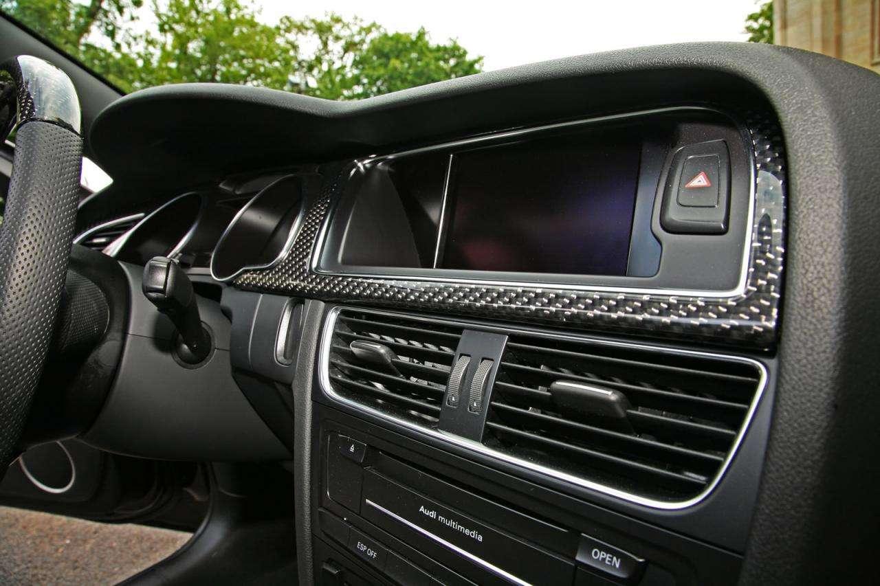Aui A5 Cabrio Senner Tuning wrzesien 2010