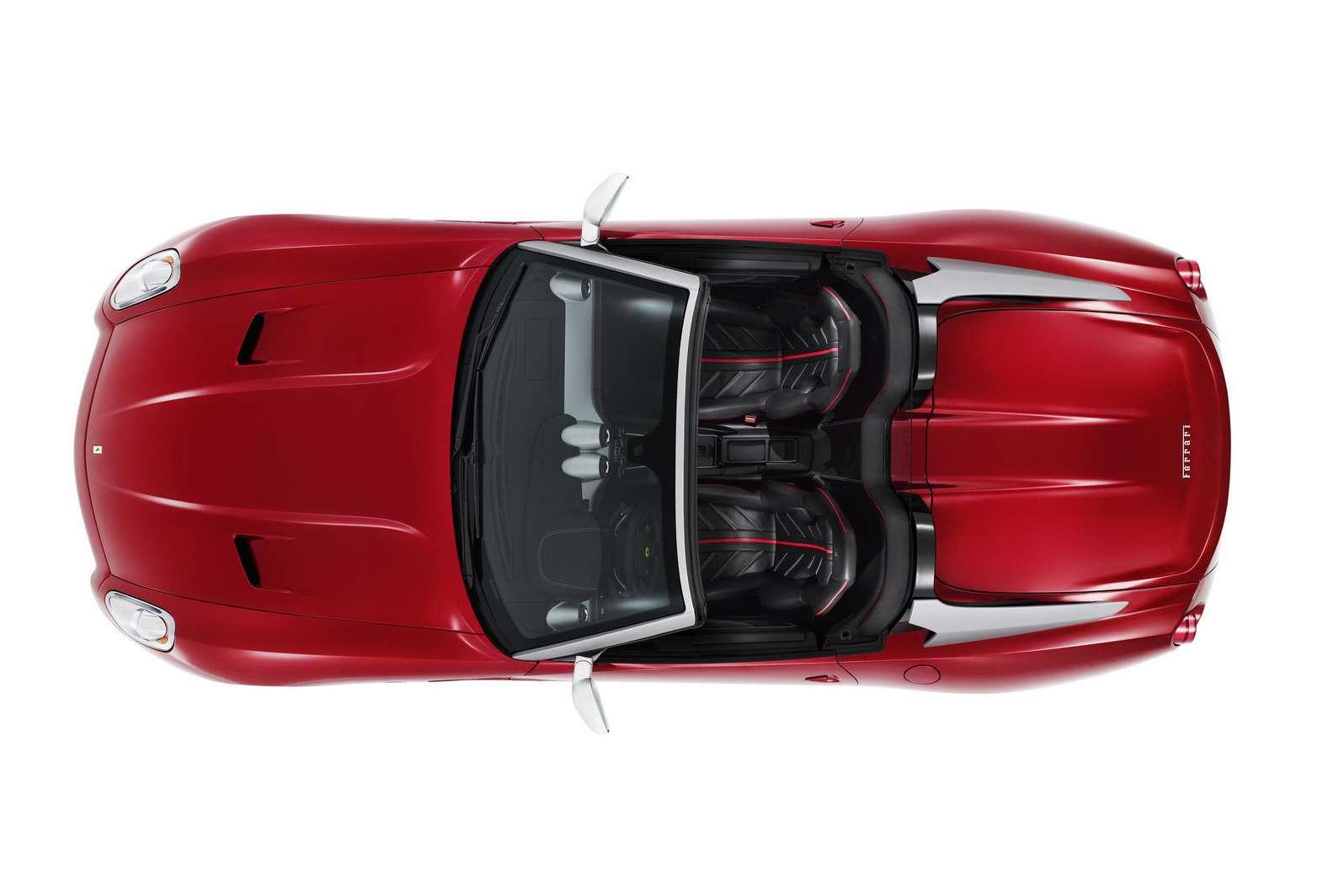 Ferrari 599 SA Aperta soft wrzesien 2010