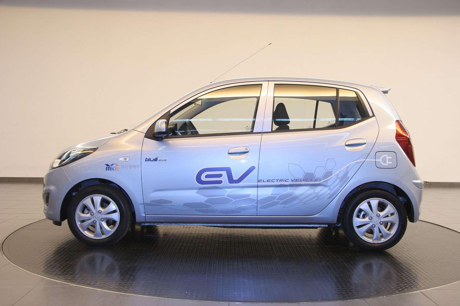 Hyundai BlueOn FSEV wrzesien 2010