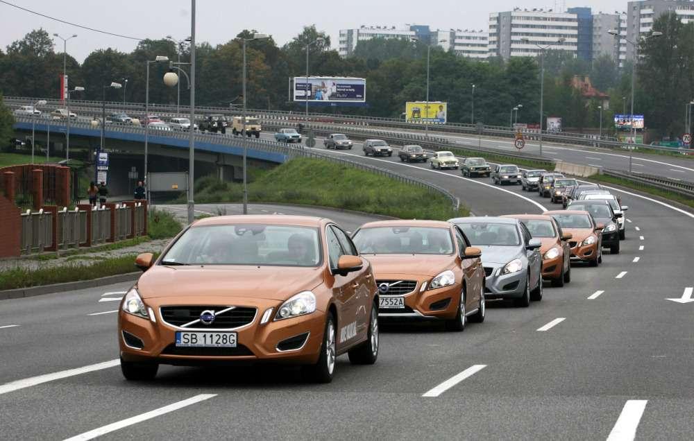 Volvo parada wrzesien 2010