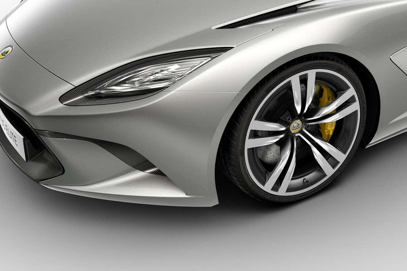 Lotus Elite Concept fot wrzesien 2010