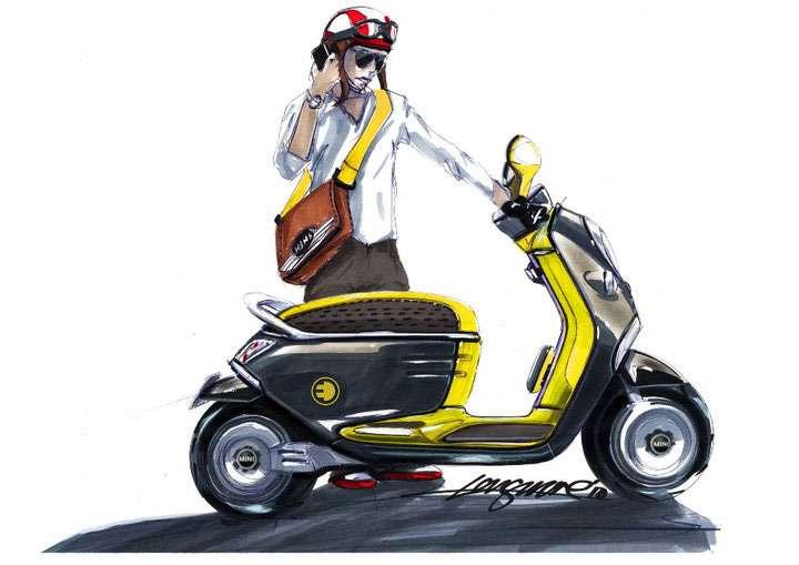Smart Mini Scooter wrzesien 2010