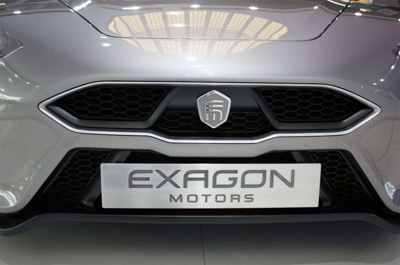 Exagon Motors Furtive e-GT paryz 2010 wrzesien 2010