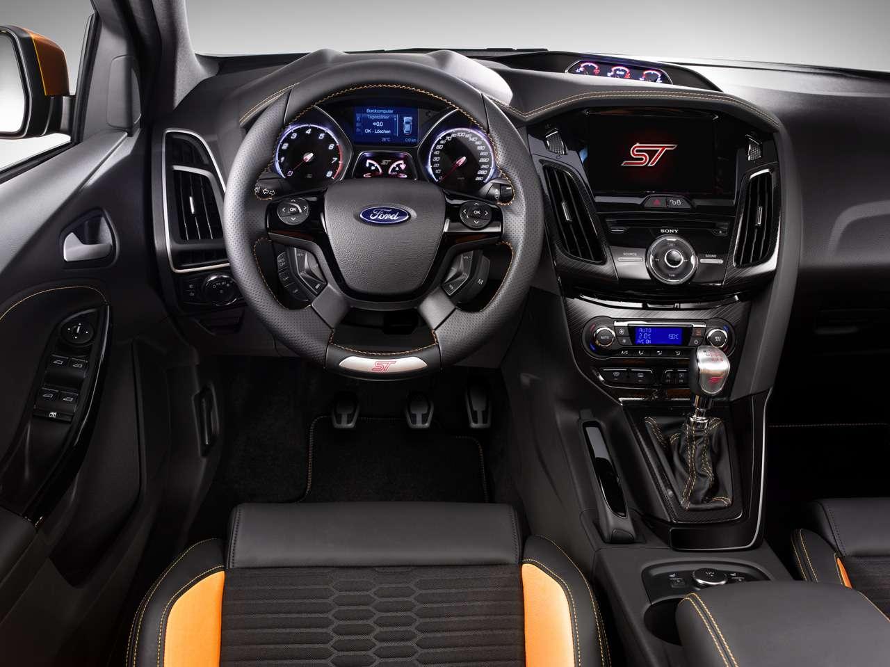 Ford Focus ST 2012 paryz 2010 wrzesien 2010