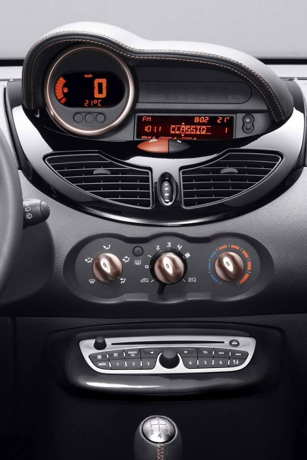 Renault Twingo Miss Sixty wrzesien 2010
