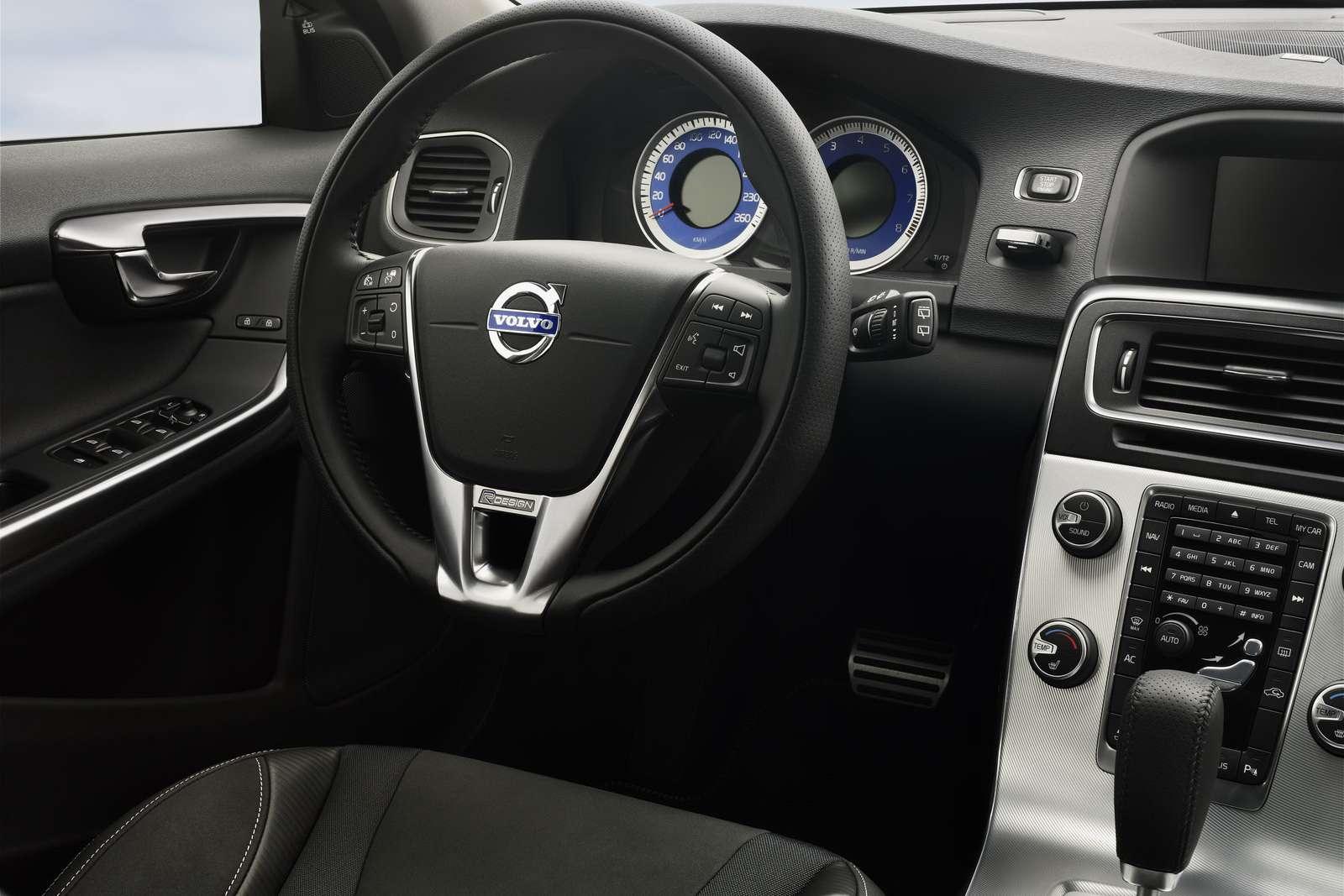 Nowe Volvo S60 i V60 R-Design paryz wrzesien 2010