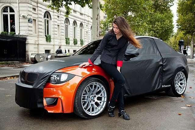 BMW 1 Series M Coupe pazdziernik 2010