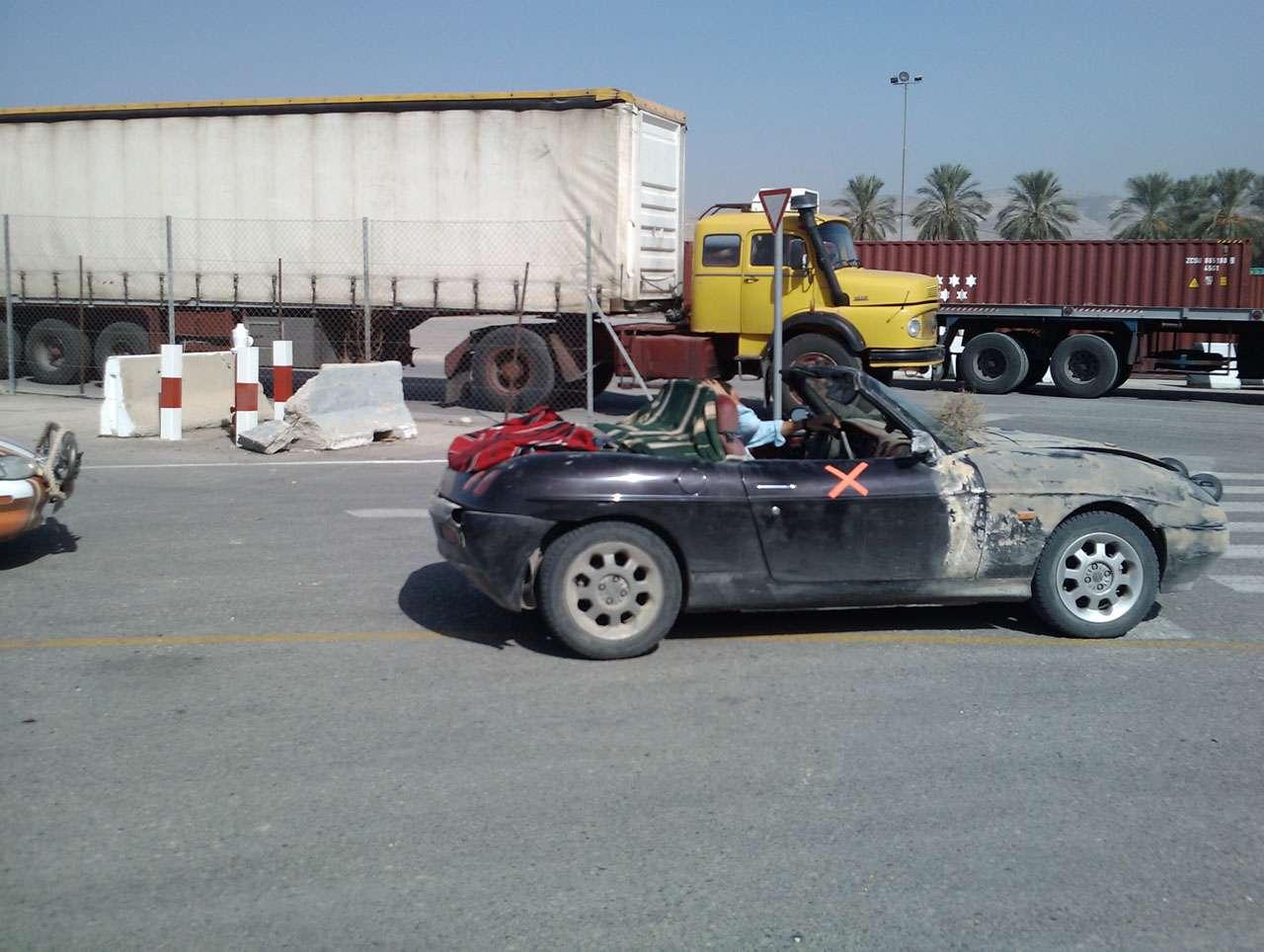 Top Gear Izrael padziernik 2010