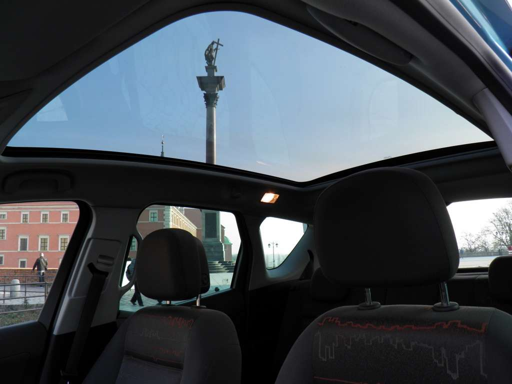 Opel Meriva nasz test listopad 2010