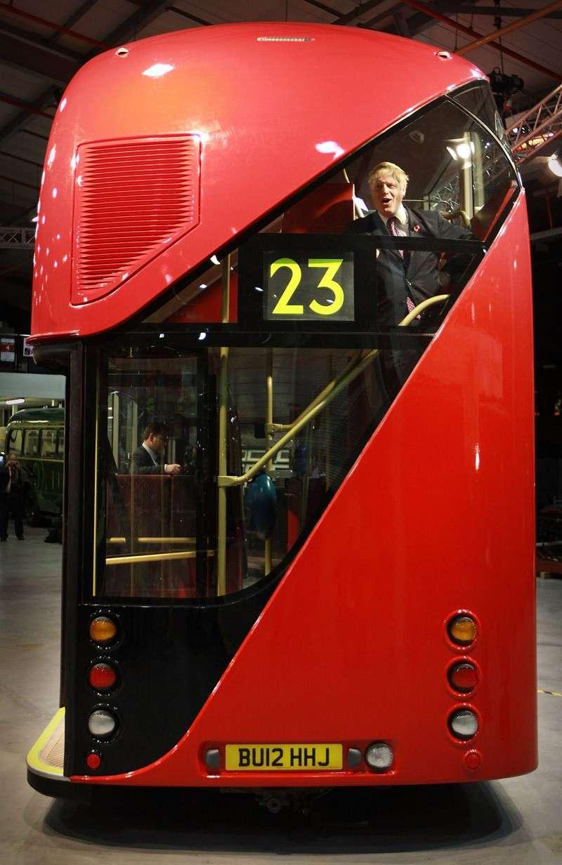 Wrightbus Londyn fot listopad 2010