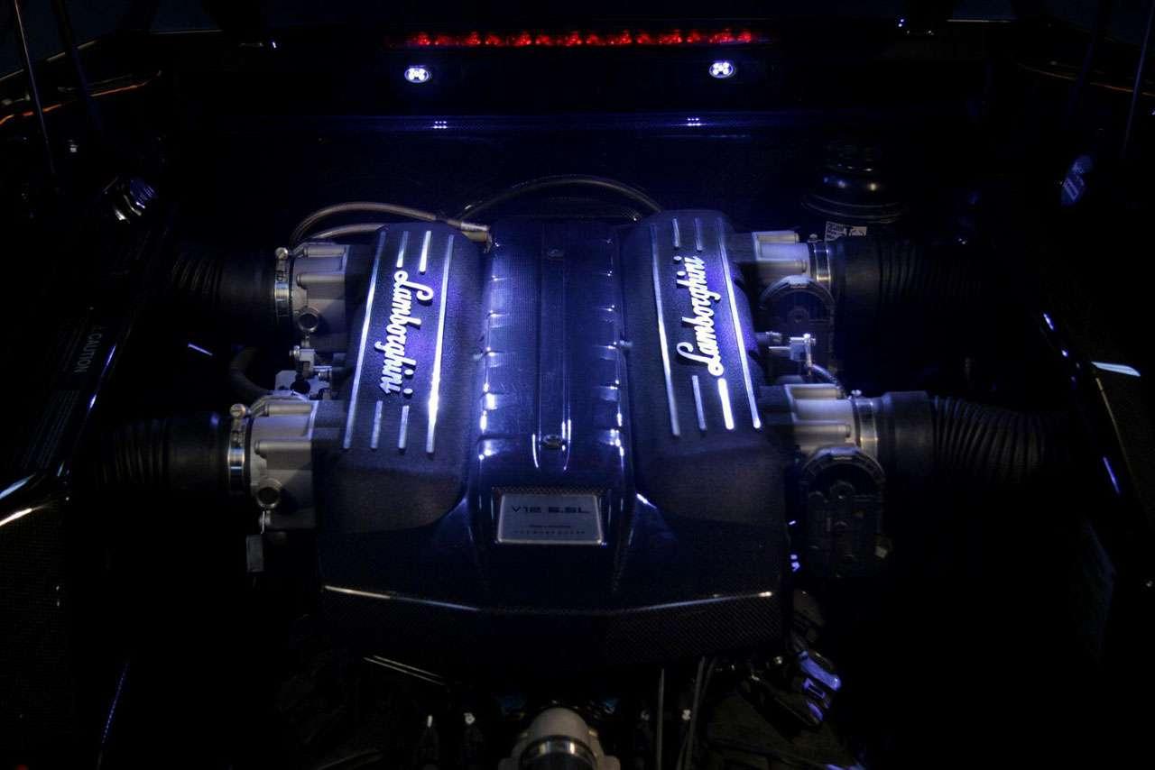 Lamborghini Murcielago LP640 Yeniceri Edition Unicate pazdziernik 2010