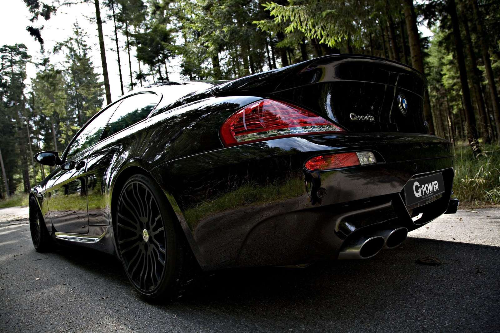 G-Power BMW M6 Hurricane RR 800 listopad 2010