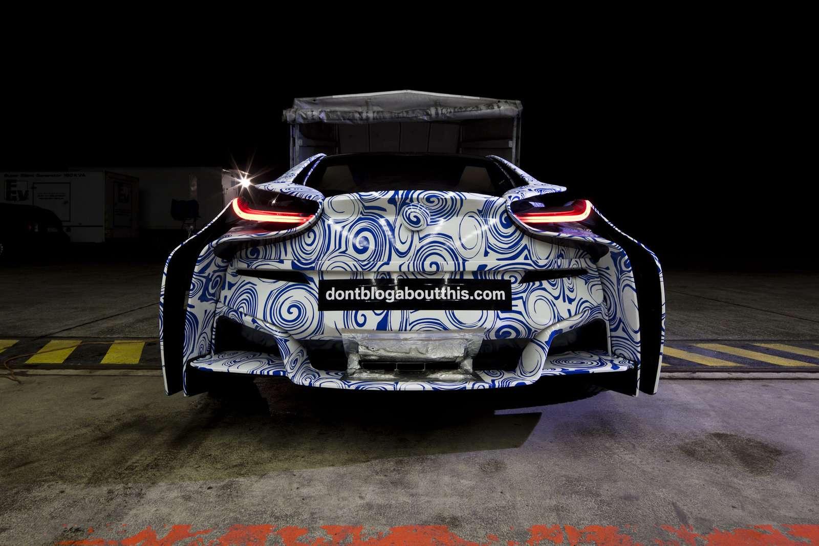 BMW Vision Efficient listopad 2010