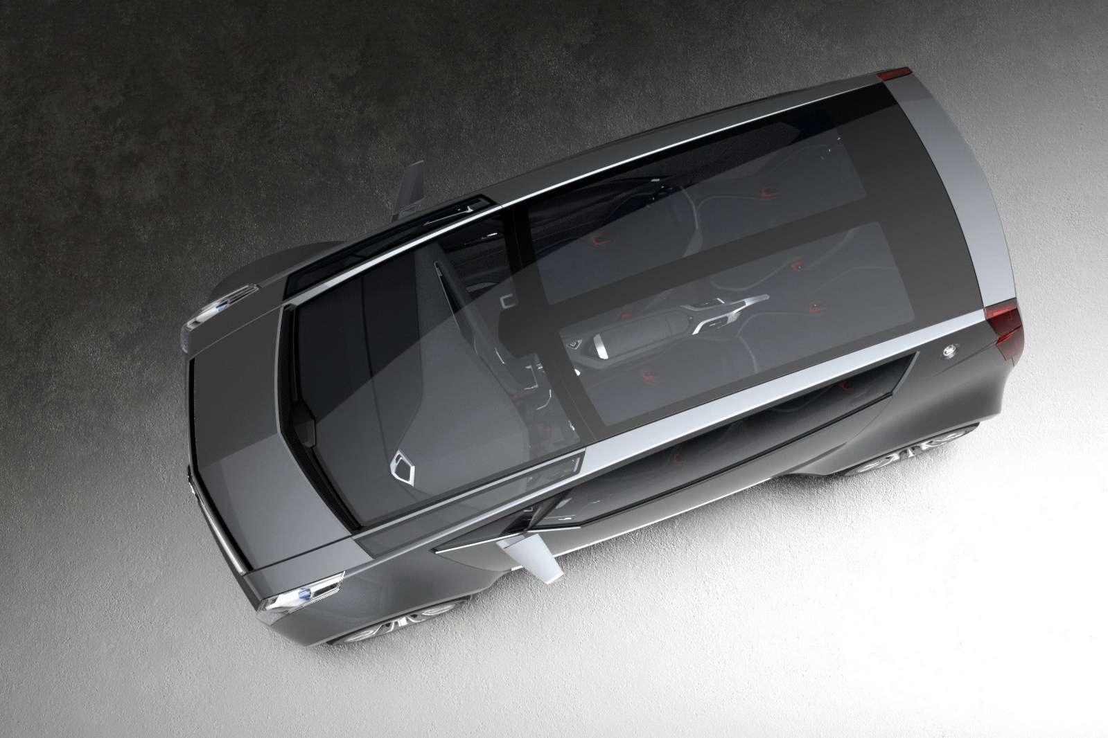 Cadillac Urban Luxury Concept listopad 2010