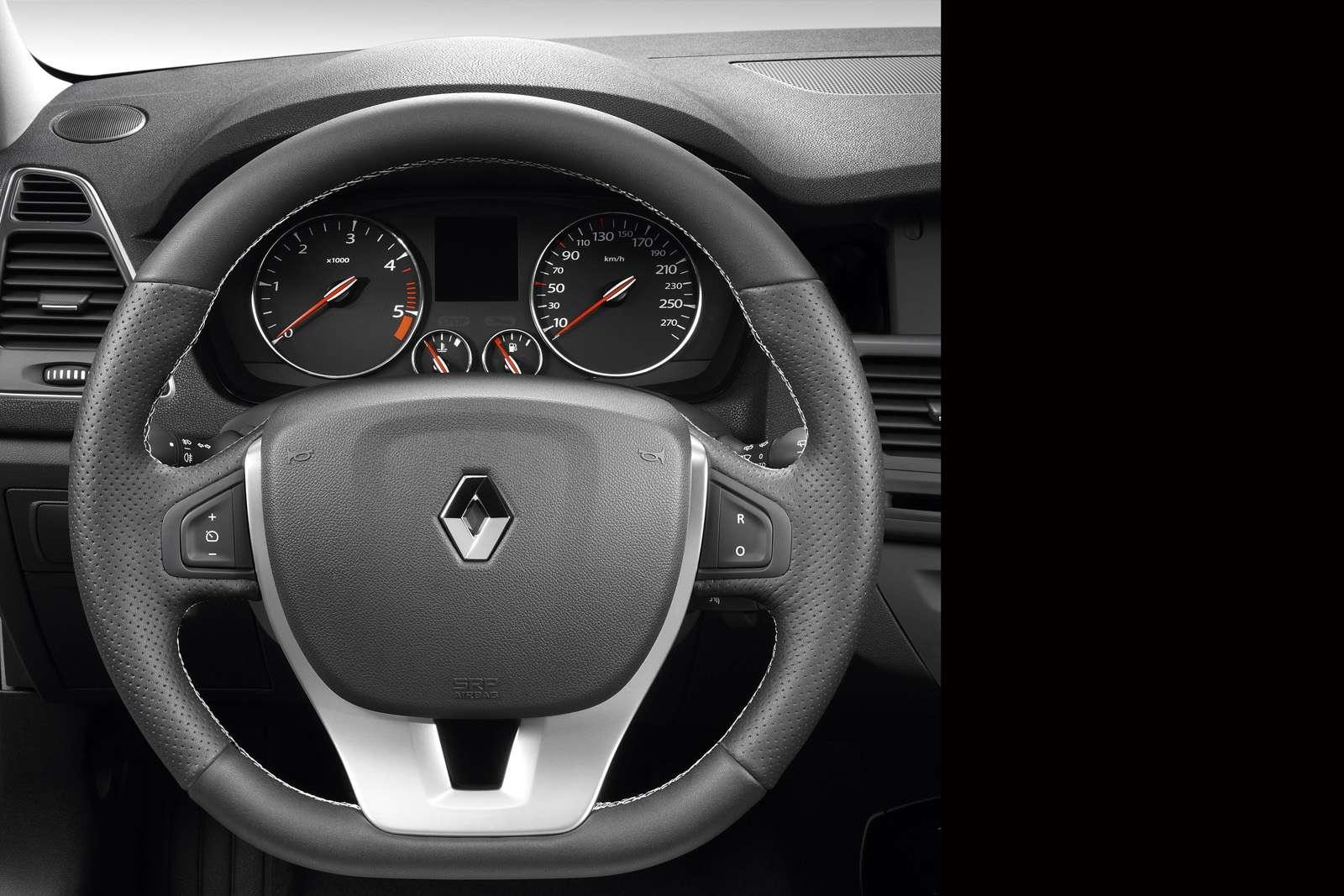 Renault Laguna 2011 listopad 2010