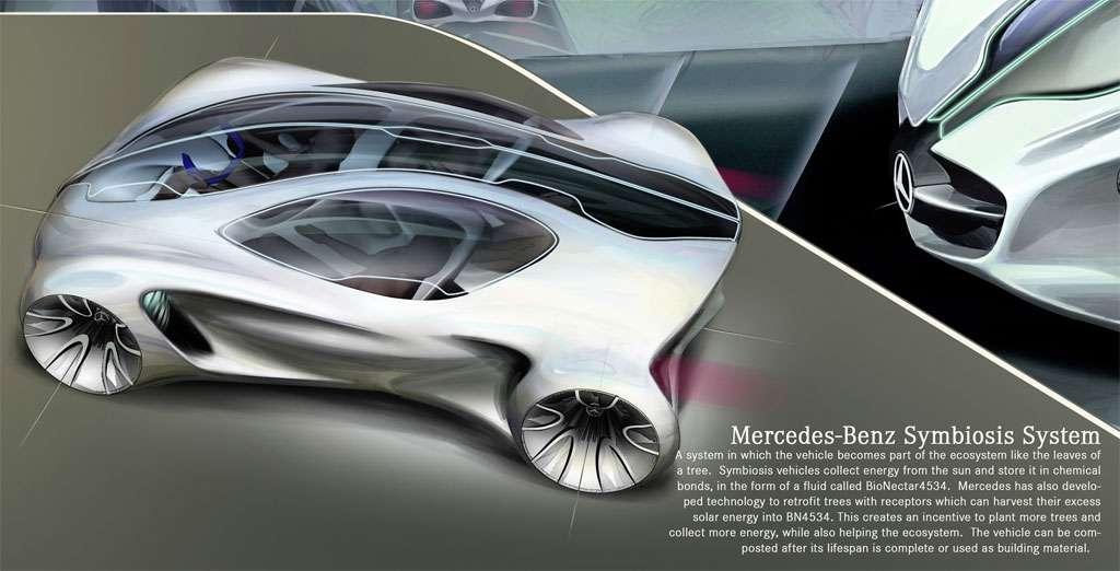 Mercedes Biome Concept fot listopad 2010