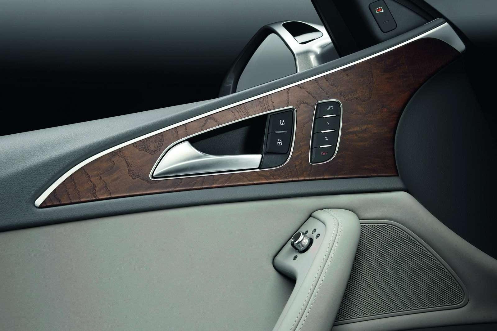 Audi A6 2012 oficjalnie 80 zdjec grudzien 2010