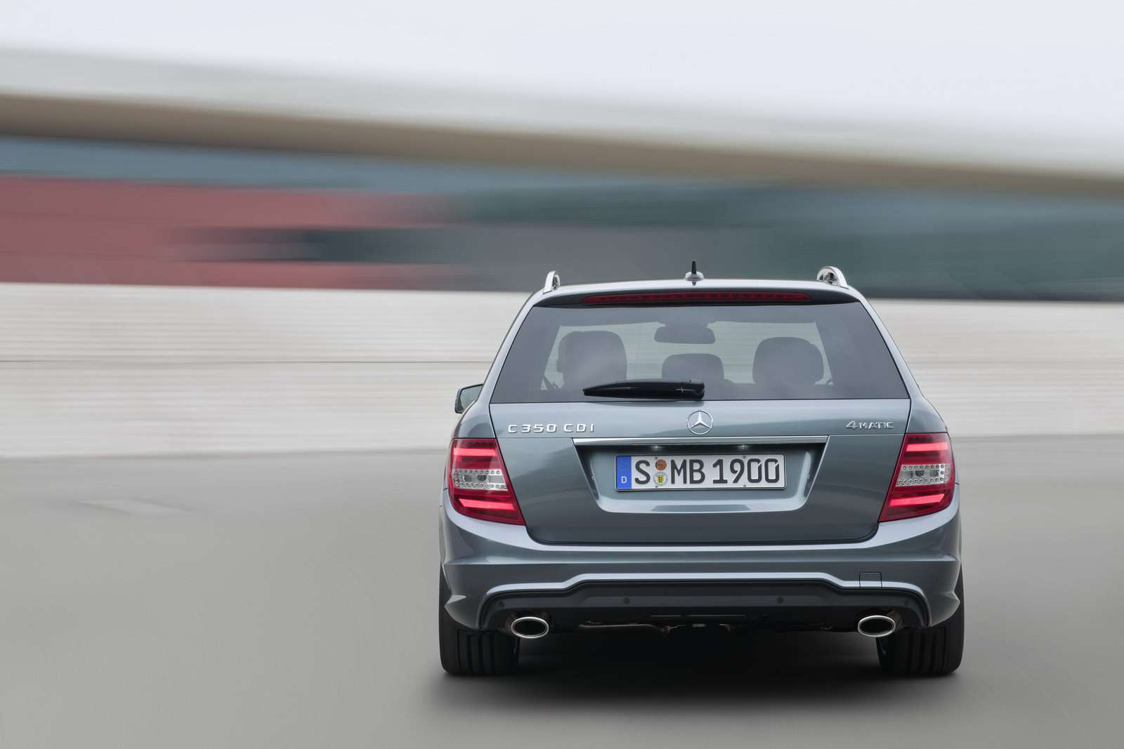 Mercedes C-klasa 2012 oficjalnie grudzien 2010