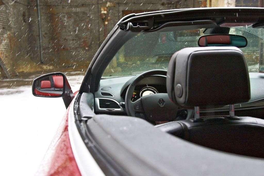 Renault Megane CC test MF grudzien 2010